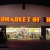 Supermarket of hoes
